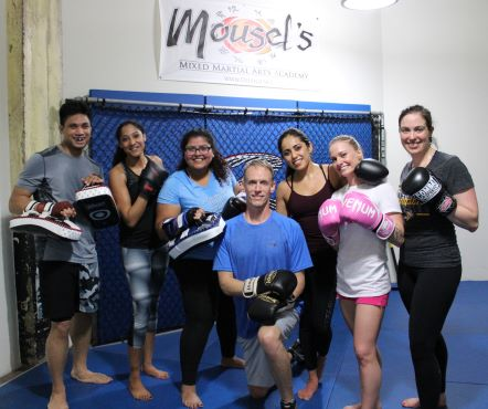 Why join Mousel's Mixed Martial Arts Academy